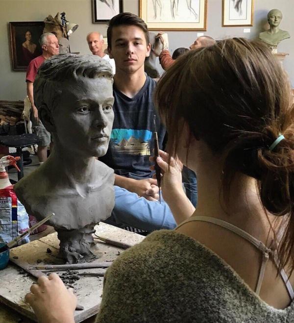 Скульптор Rick Casali (10 фото)