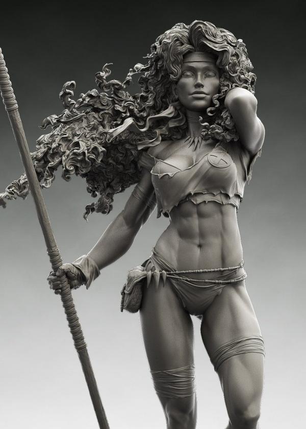 Скульптор Sheridan Doose (10 фото)