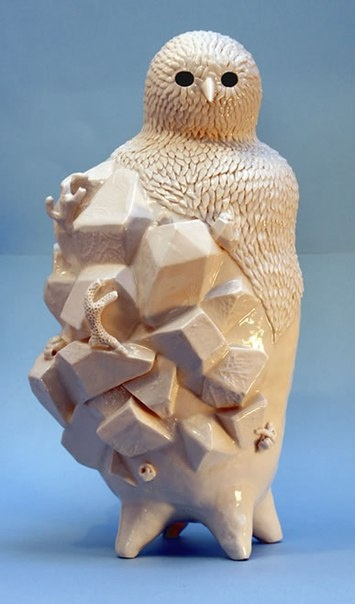 Скульптор Sophie Woodrow (10 фото)