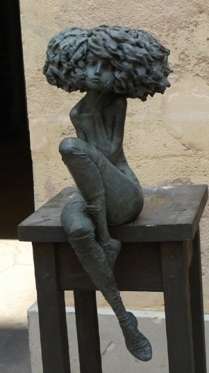 Скульптор Valerie Hadida (9 фото)