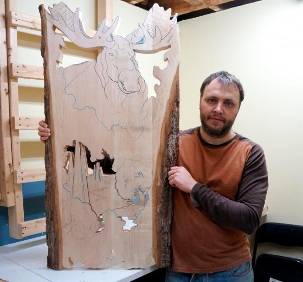 Скульптор Vladimir Davydov (10 фото)