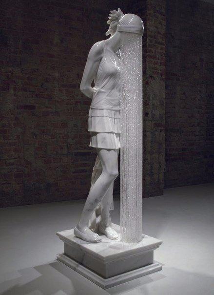 Скульптор Кевина Фрэнсиса Грэя (Kevin Francis Gray) (4 фото)