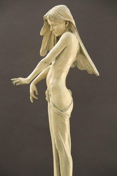 Скульптор Майкла Джеймса Талбота (Michael James Talbot) (8 фото)