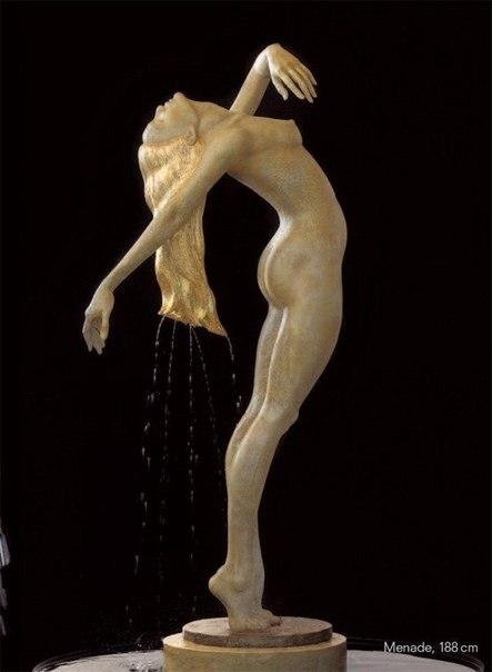 Скульптор Малгожата Ходаковская (Malgorzata Chodakowska) (6 фото)