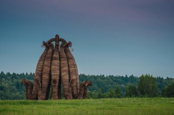 Скульптор Николай Полисский (10 фото)