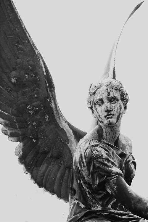 Скульпторы Ангелы (10 фото)