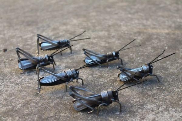 Скульптура ДжКей Браун (9 фото)