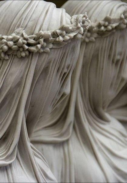 Скульптура. Детали (9 фото)