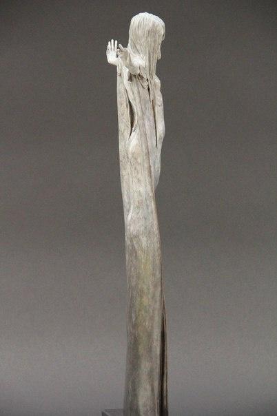 Скульптуры Майкла Джеймса Тэлбота (Michael James Talbot) (10 фото)