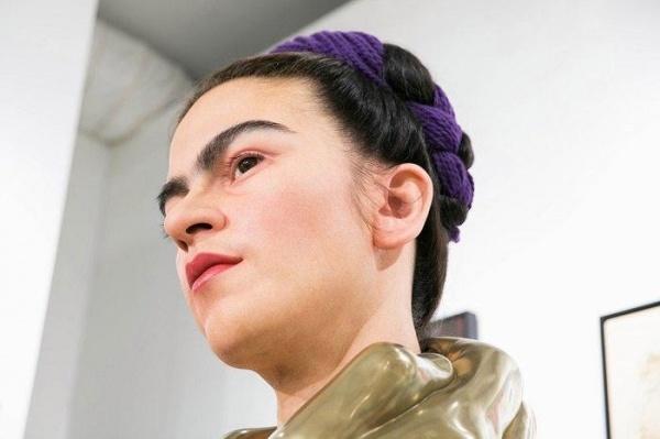Японский художник Кацухиро Цуджи (6 фото)