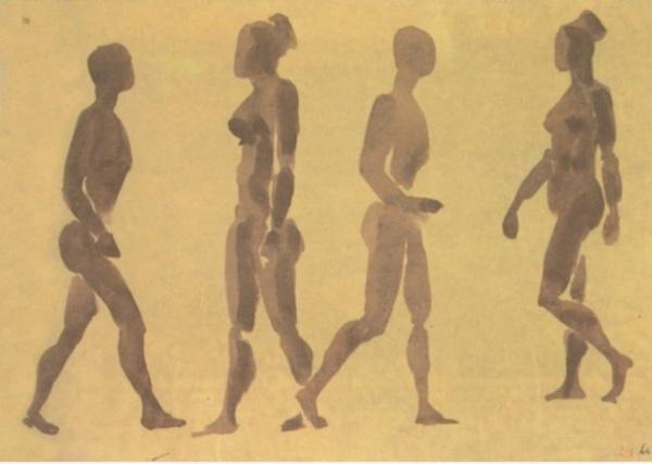 Г. Баммес (Анатомические схемы) (468 работ)