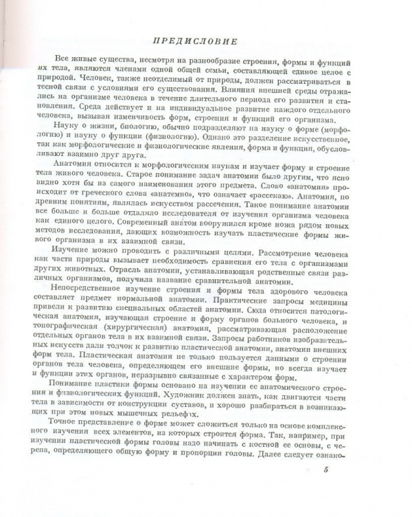 Основы пластической анатомии. Н. Механик (348 работ)