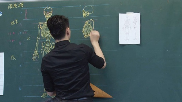 Тайваньский учитель Chuan-Bin Chung (6 работ)