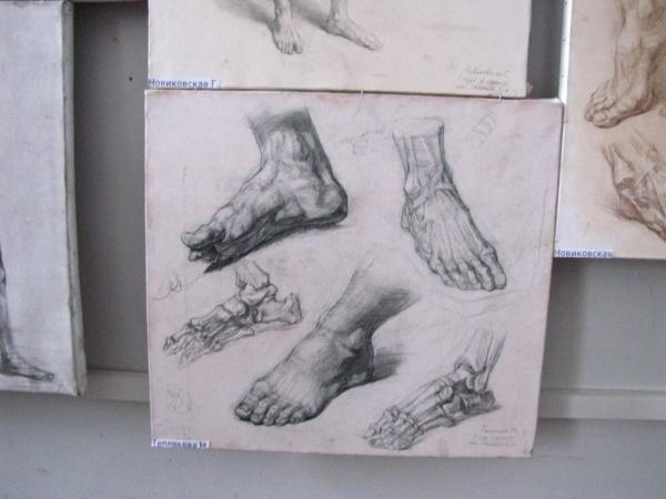 Учимся рисовать людей. Руки и ноги (363 работ)