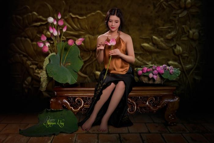 Фотоработы nguyenkho. Вьетнам. Часть 2 (эротика) (54 фото)