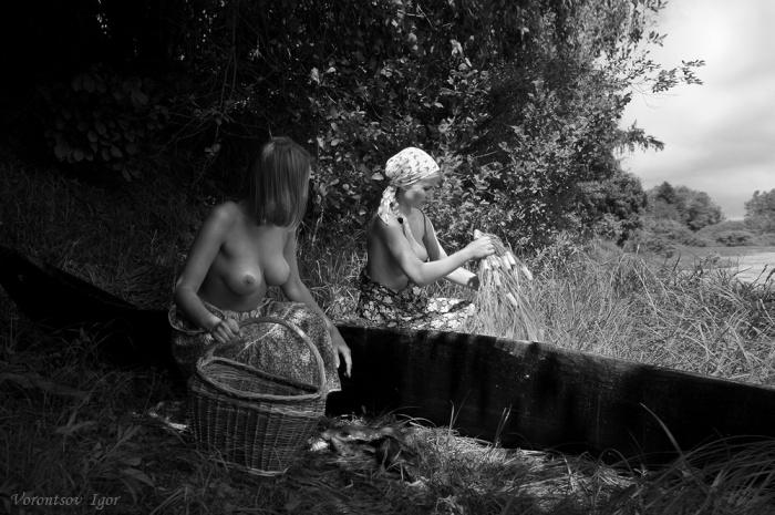Фотоработы Воронцов Игорь (Россия). Часть 1 (эротика) (124 фото)