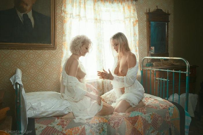 Фотоработы Воронцов Игорь (Россия). Часть 2 (эротика) (92 фото)