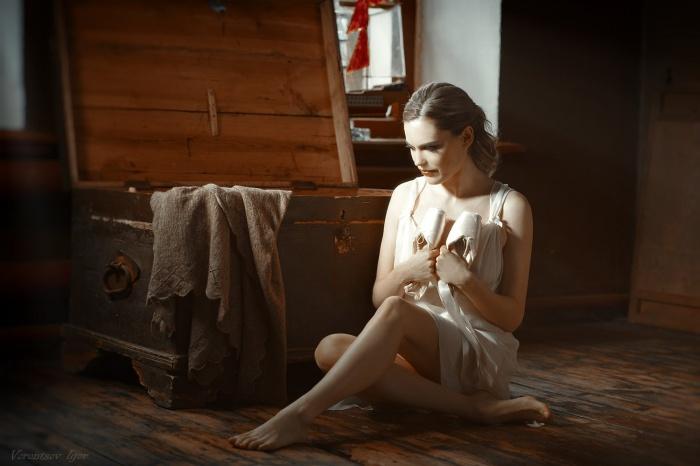 Фотоработы Воронцов Игорь (Россия). Часть 3 (эротика) (100 фото)