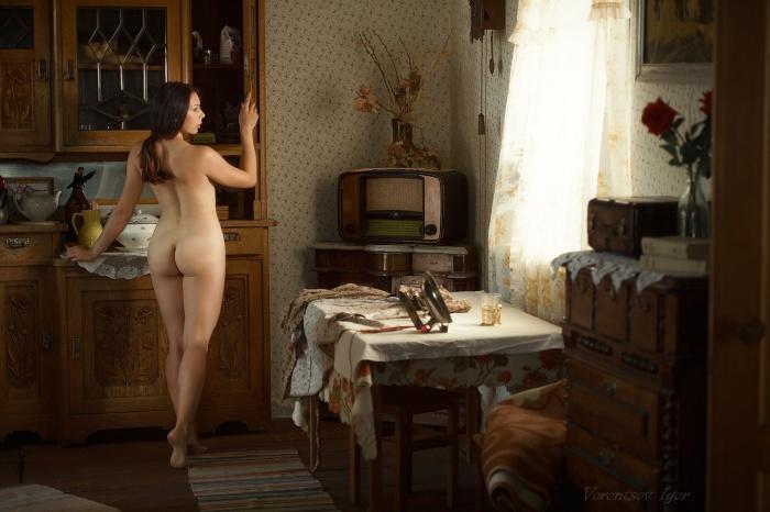 Фотоработы Воронцов Игорь (Россия). Часть 5 (эротика) (88 фото)