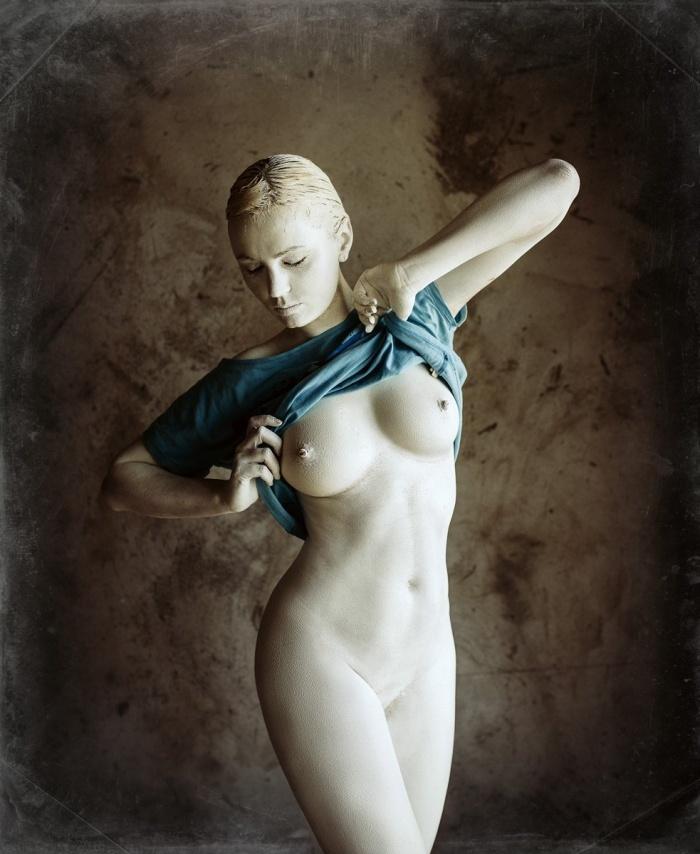 Фотоработы Gene Oryx (Россия). Часть 1 (эротика) (65 фото)