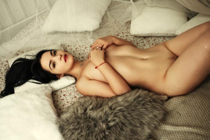Фотоработы Gene Oryx (Россия). Часть 3 (эротика) (78 фото)