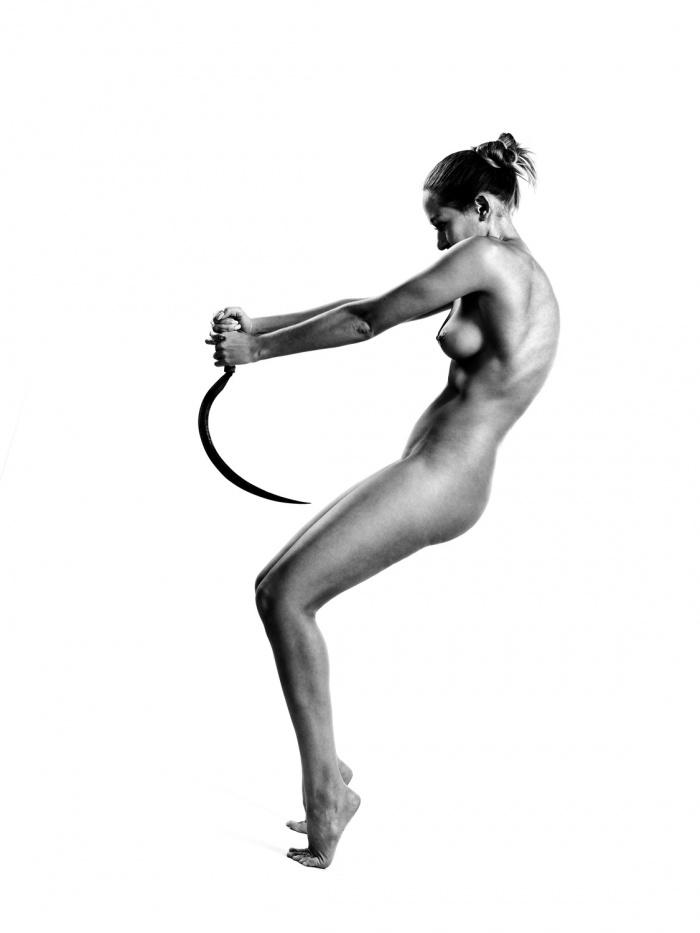 Фотоработы Gene Oryx (Россия). Часть 9 (эротика) (93 фото)