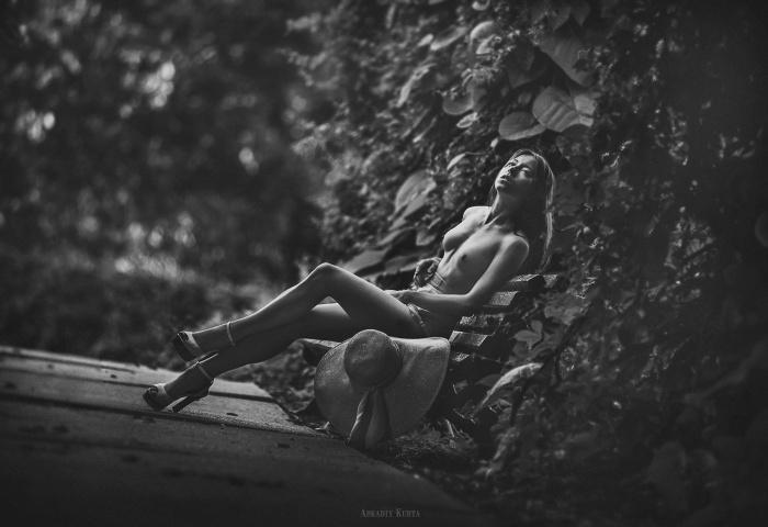 Фотоработы Аркадий Курта. Часть 1 (эротика) (103 фото)