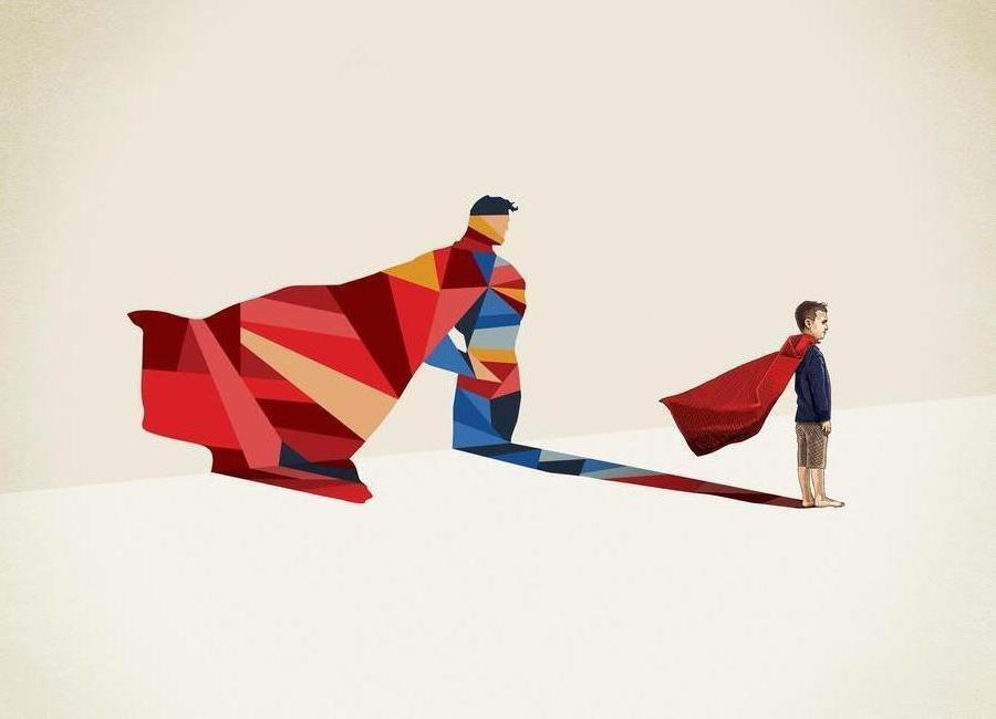Сила детского воображения (13фото)