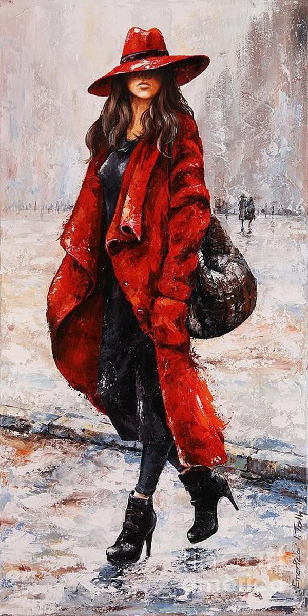 Венгерский художник. Imre Toth (Emerico) (20фото)