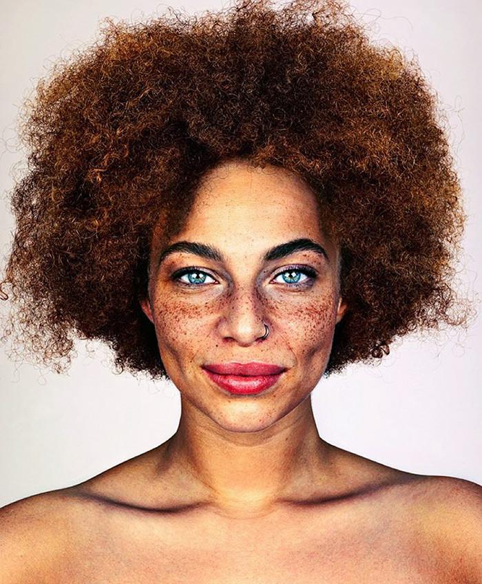 ყველაზე ლამაზი და განსხვავებული გოგოები (ფოტოები)