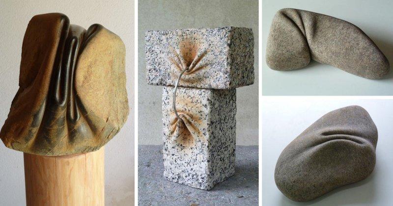 Испанец овладел искусством мять камни (20фото)