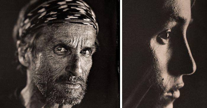 Чтобы создать эти портреты, фотографы использовали фотопроцесс викторианской эпохи (14фото)