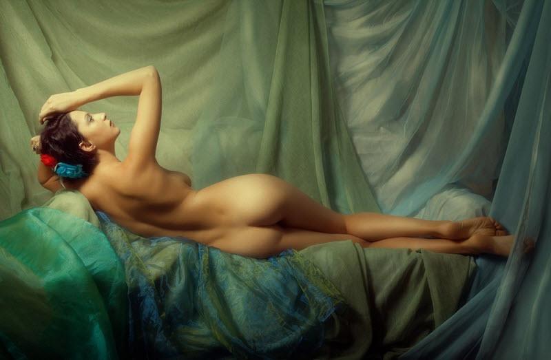 Красивое «Ню» Павла Шаповалова (36 фото)