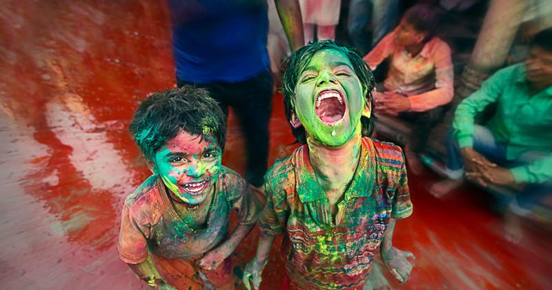 Невероятная Индия глазами невероятного фотографа (21фото)