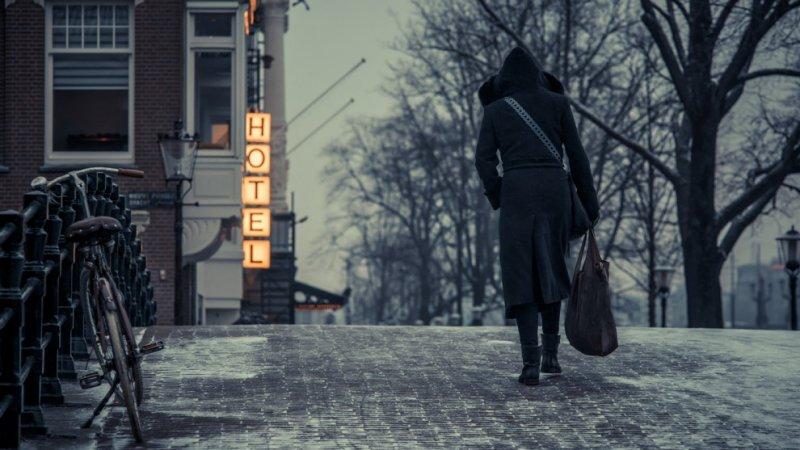 Улицы Амстердама от голландского фотографа (10фото)