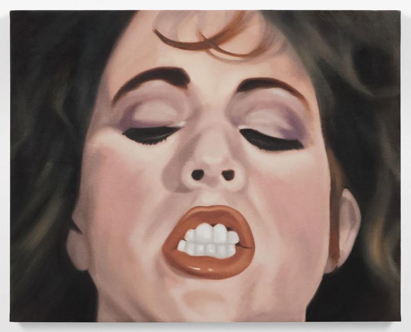 Этот художник рисует лица женщин из винтажных фильмов для взрослых (20фото)