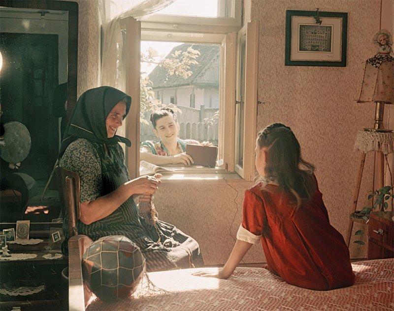 Полные ностальгии яркие советские фотографии Семёна Фридлянда (106фото)