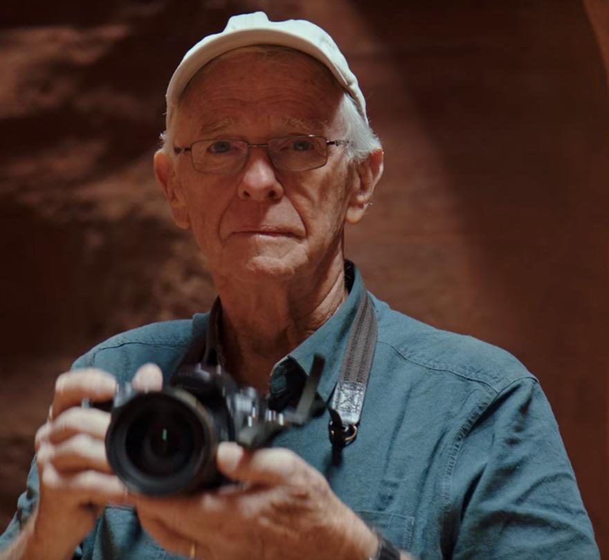 Знаменитый фотограф, который создал обои к рабочему столу Windows