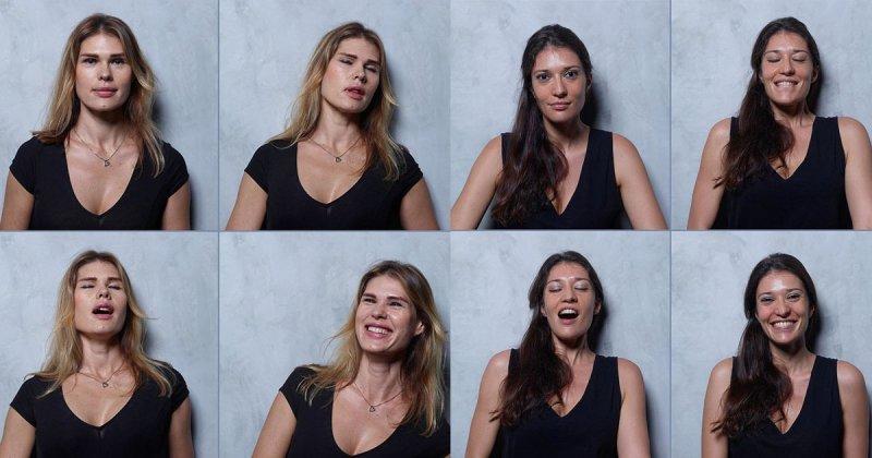 Он фотографировал женщин во время и после оргазма (23фото)