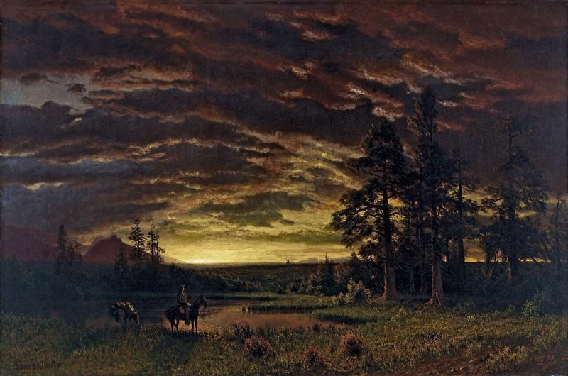 Картины Альберта Бирштадта (10фото)