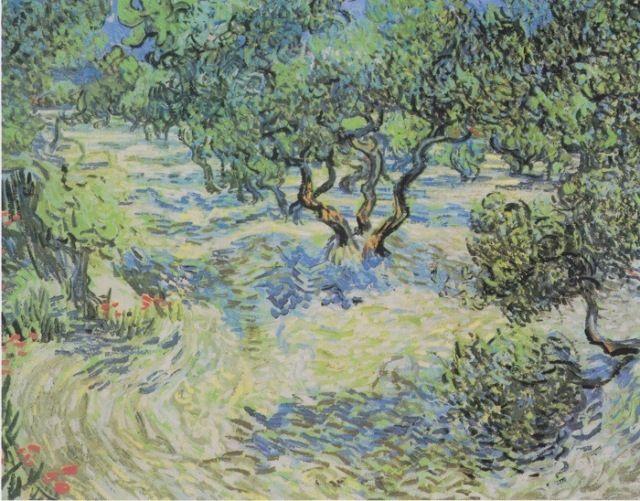 В картине Ван Гога нашли кузнечика, застрявшего в краске 128 лет назад (2 фото)