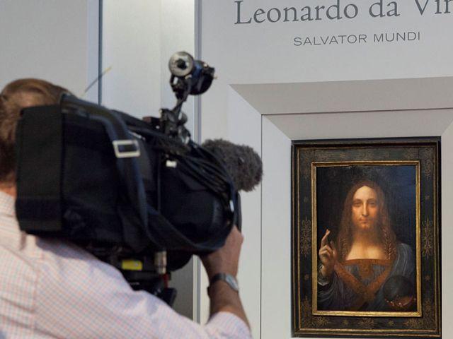 Самую дорогую в мире картину продали на аукционе в Нью-Йорке (2 фото)