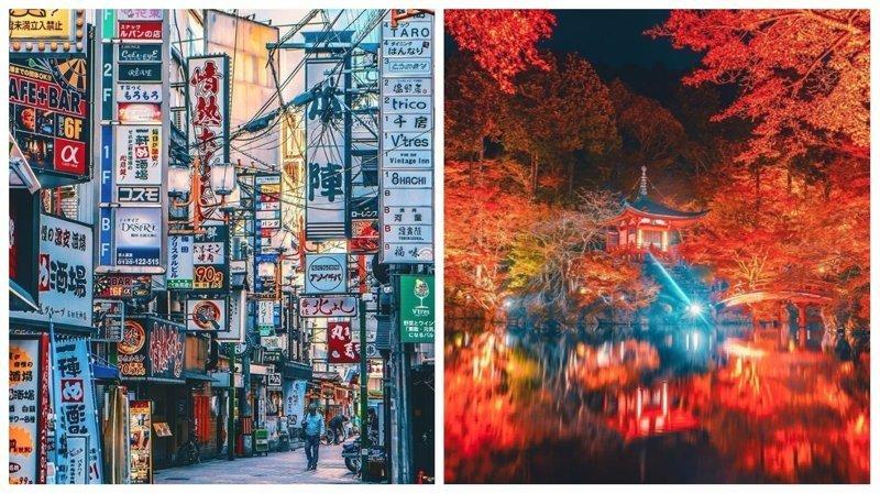 Яркая Япония в фотографиях Наохиро Яко (66фото)