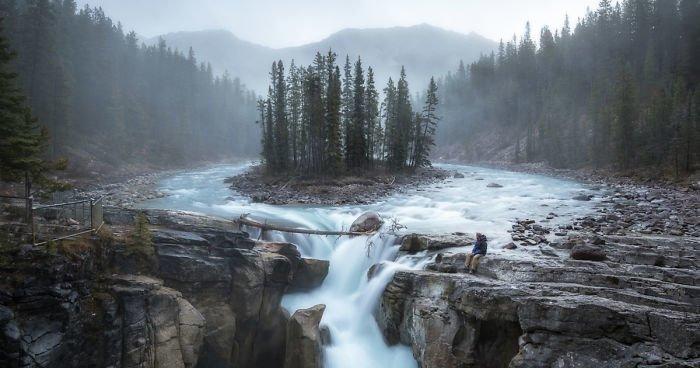 Фотографы собирают коллекцию снимков самых красивых гор планеты (21фото)