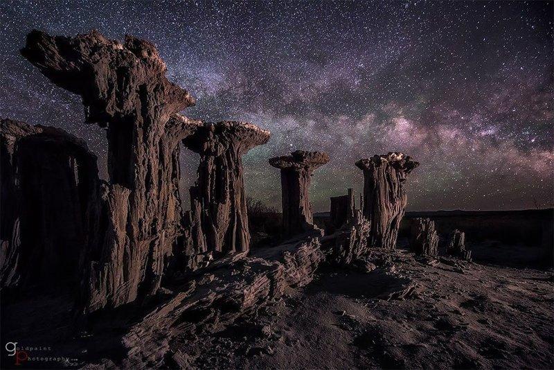 Ночное небо в астрофотографиях Брэда Голдпейнта (28фото)