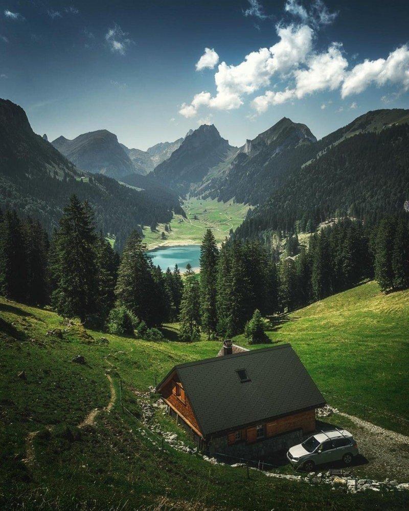 Восхитительные пейзажи в фотографиях Кумы Чевика (39фото)