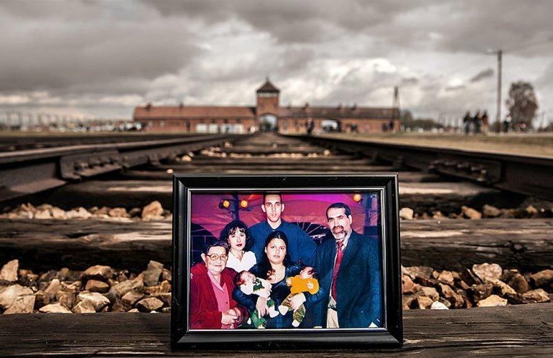 День памяти Холокоста: семейные снимки, которых могло не быть (18фото)