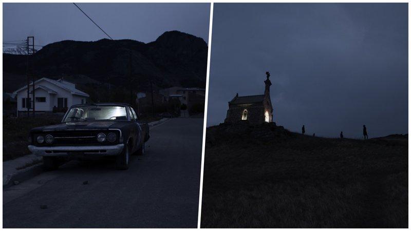 Одиночество, ностальгия и воображение в работах фотографа Джульена Мюве (20фото)
