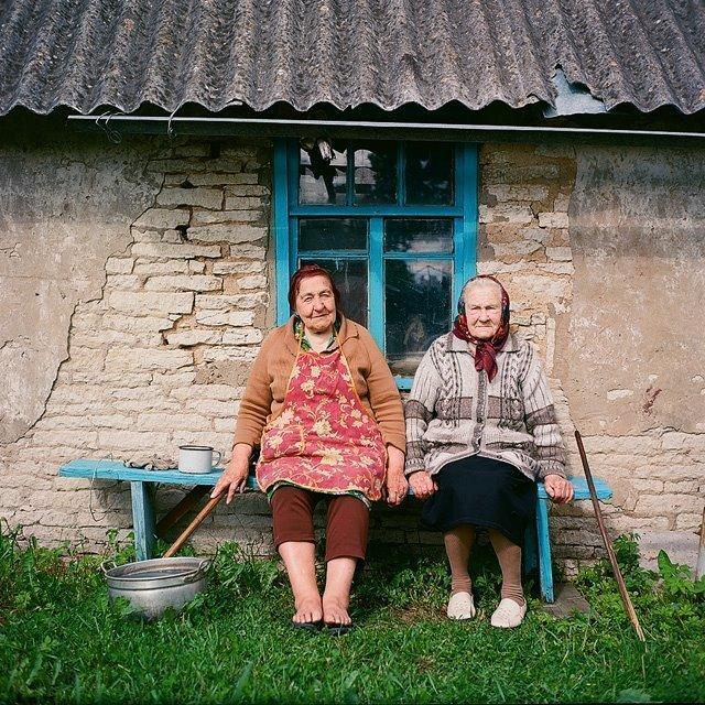 фото жизнь в деревне россии отделяют ложкой небольшие