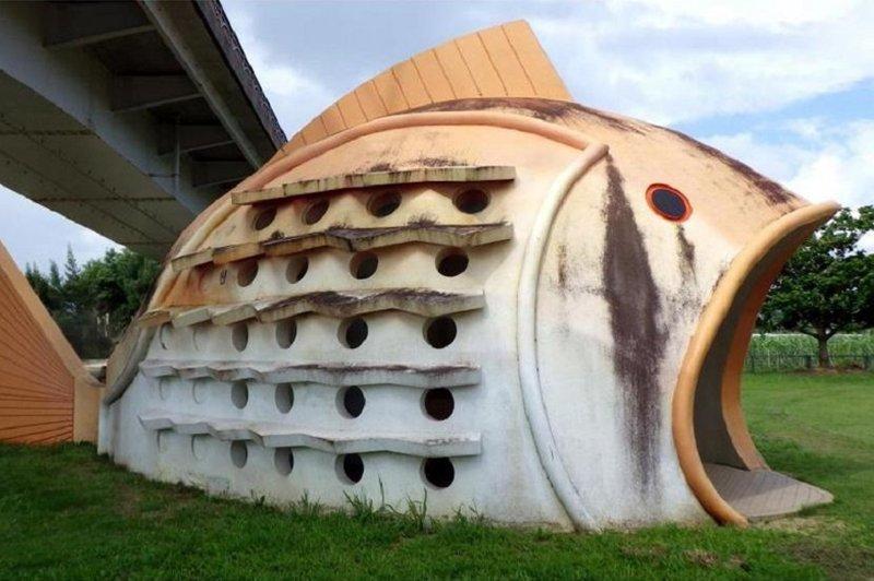 Общественные туалеты на Окинава (14фото)